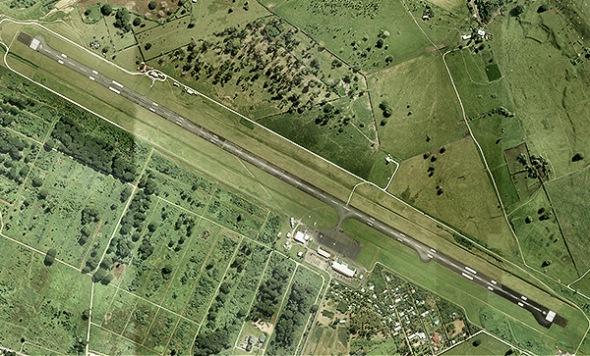 Port Vila's Bauerfield international airport
