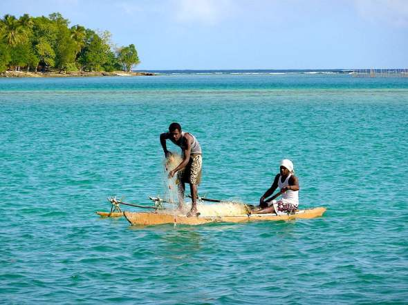 Vanuatu small-scale fishers. File photo: Louisa Cass/Wikimedia CC