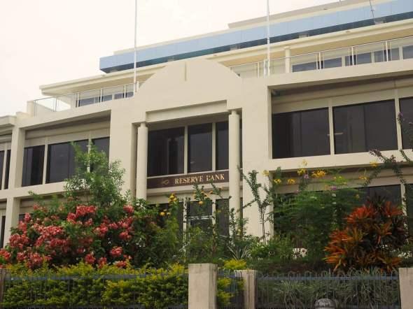 Reserve Bank of Vanuatu building, Port Vila. Photo: © Vanuatu Digest